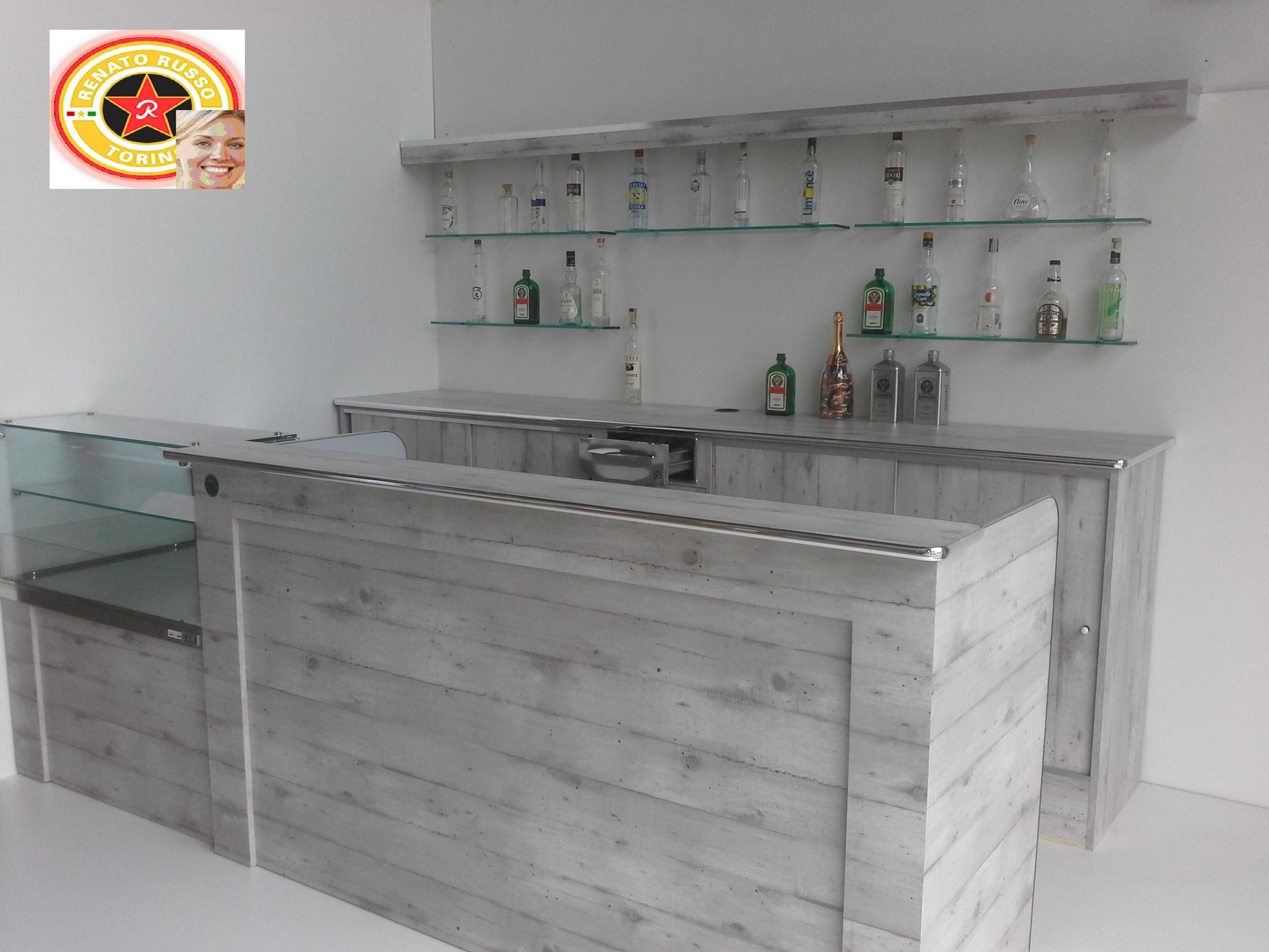 Banco bar milano compra in fabbrica banchi bar for Grande arredo mobili bari